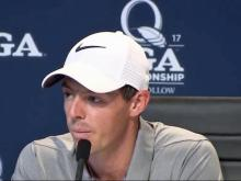 McIlroy feeling comfortable at Quail Hollow