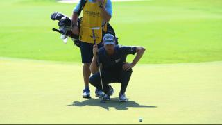 Raleigh native Webb Simpson in third at Wyndham Championship