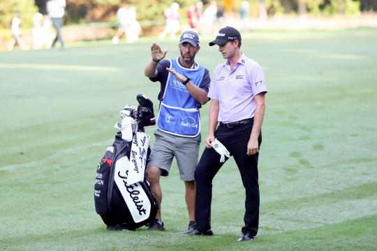 Raleigh native, former champ Webb Simpson joins Wyndham Open