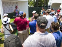 Lucy Li made a splash at the U.S. Women's Open despite not making the cut.