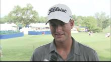 Webb Simpson continues life on tour