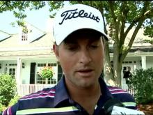2012: Simpson's Masters debut