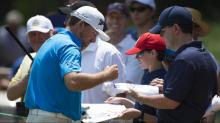 IMAGE: Course is phone-free zone at U.S. Open