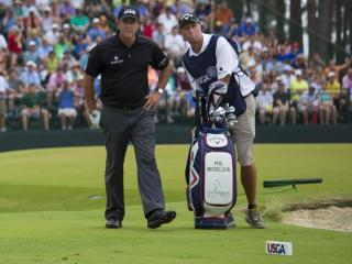 Justin Rose, Phil Mickelson