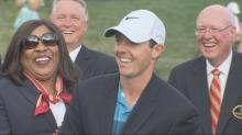IMAGE: McIlroy's 11th-hour call changed Wells Fargo