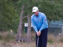 Players battle windy 3rd Round at Wells Fargo