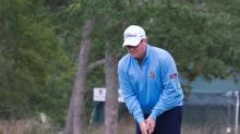 Players battle windy 3rd Round at Wells Fargo