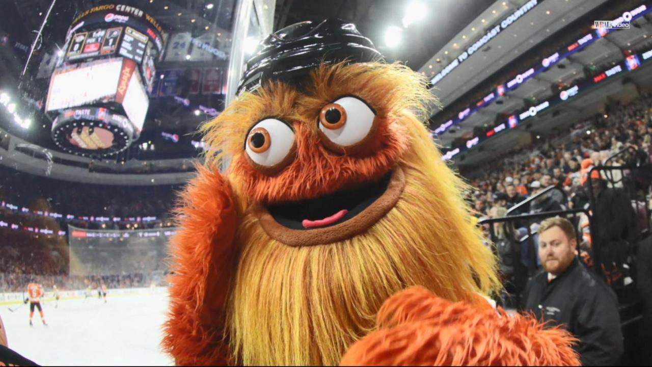 Philadelphia Flyers Mascot Under Investigation For Assault Wralsportsfan Com