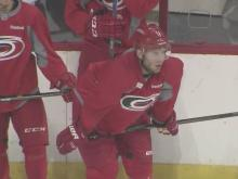 Medlin: Canes enter camp with playoffs-or-bust mentality