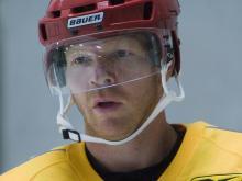 Glen Wesley - pre-season 2006