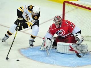 The Carolina Hurricanes take on Boston in Game Four of the Eastern Conference Semifinals.