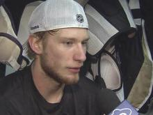 Extended Interview: Jordan Staal