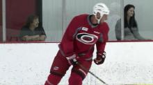 Canes training camp