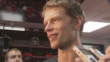 Eric Staal Day One Pic