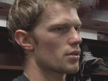 E.Staal: They're aggressive, they were in our face