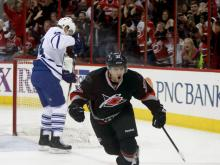 Hurricanes vs. Maple Leafs