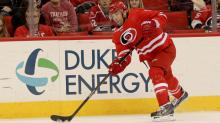 IMAGE: Game Blog: Hurricanes top Flyers 3-2