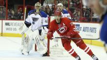 IMAGE: Malhotra named finalist for NHL's Masterton Trophy