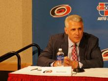 Ron Francis was named the new general manager of the Carolina Hurricanes Monday, replacing Jim Rutherford who had held the position within the franchise for the last 20 years.