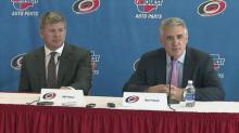 Bill Peters, Ron Francis