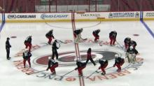 IMAGE: Hurricanes host home-grown talent