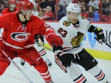 Versteeg: I've Grown Out of my Fergie Phase