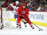 Hurricanes fall to Montreal in home finale