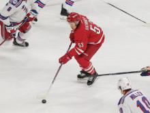 Canes beat Rangers in home opener, 3-2