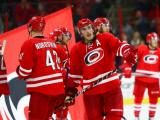 Big 3rd period lifts Canes past Montreal, 3-2