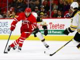 Canes rally to beat Boston in OT, 3-2