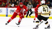 IMAGE: Faulk named NHL All-Star, Lindholm activated