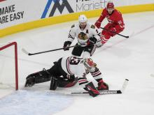 Canes hold off Hawks, 3-2