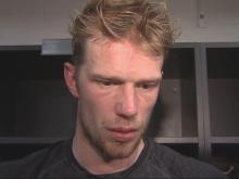 Eric Staal Pic-Post Canes