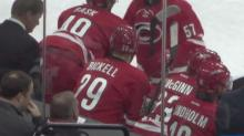 Medlin: Home ice means more for Canes' Bickell