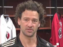 Justin Williams rejoins Hurricanes