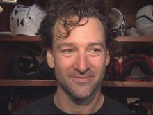 Justin Williams Pic-Post Camp