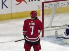'Canes go for hat trick on home ice