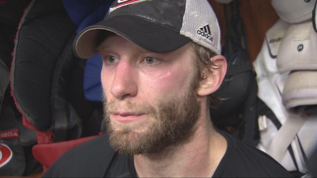 a8b7dcd0e Jordan Staal thanks hockey community for support after death of ...