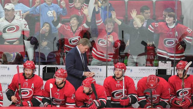 five things the hurricanes should do before next season
