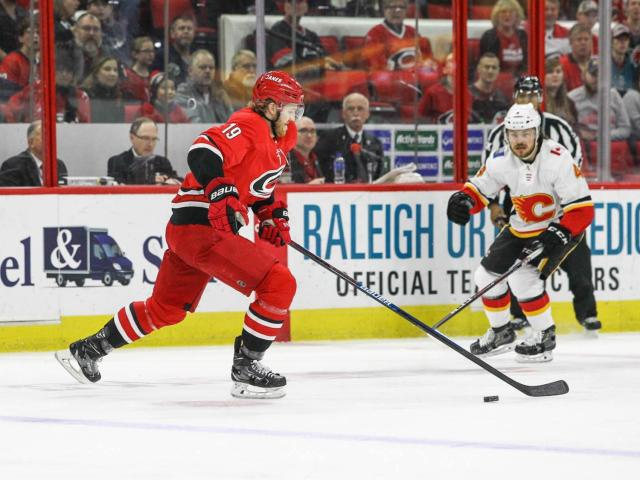Gold: Hurricanes Gameday/Series preview: Hurricanes take on Boston Bruins :: WRALSportsFan.com