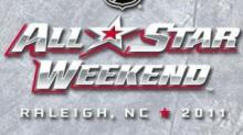 NHL All-Star weekend 2011 logo
