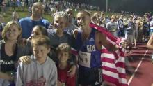 IMAGE: Eight make the mark in Sir Walter Miler