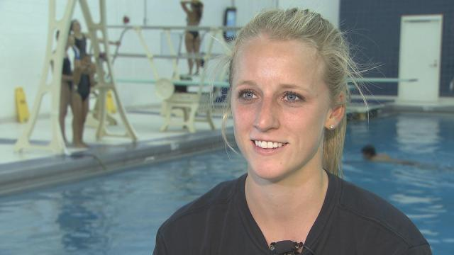 Duke diver balances Olympic dream, medical school :: WRALSportsFan com