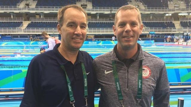 Former UNC Communications members reconnect in Rio