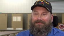 Mitchell: Army vet trading guns, staying sharp