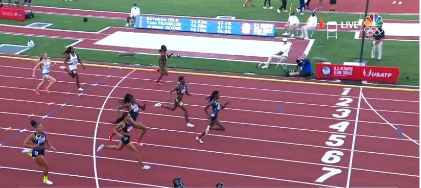 Three local track athletes qualify for Tokyo Olympics :: WRALSportsFan.com