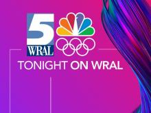 WRAL / NBC Olympic Rings