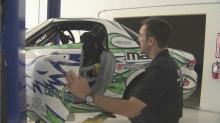 IMAGE: Raleigh race car driver prepares for VIR