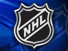NHL League Logo