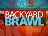 Backyard Brawl (N.C. State vs. UNC) - graphic